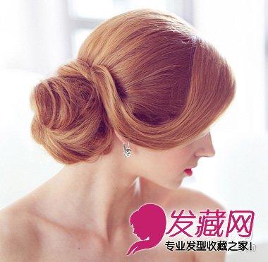导读:春季新款韩式新娘发型 唯美仙女范 超级美型的低低发髻,长头发