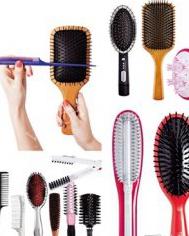 用梳子按摩头皮 怎样正确的使用梳子
