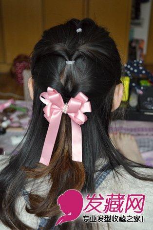 头发少也适合 →中长发编什么发型好看 气质编发教程图解 →2款中长发图片