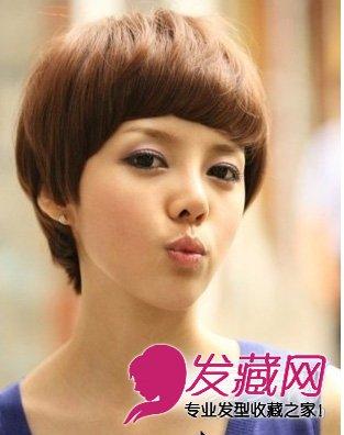 长脸型的女生适合什么样的发型 显瘦修出瓜 →最新女生发型设计 摆