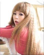 最新韩式泡面头 适合发少女生的烫发