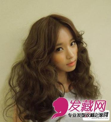发型网 脸型发型 圆脸适合发型 > 2015大圆脸适合的发型图片大全欣赏