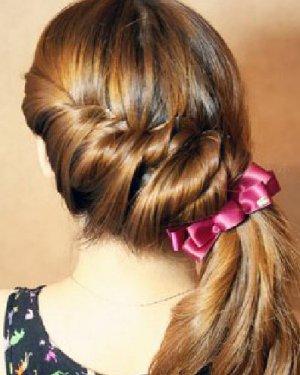 【马尾辫】_最新马尾辫发型图片大全_发型怎么扎好看