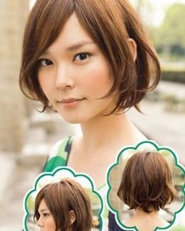优雅短发让你成为时尚熟女人气女