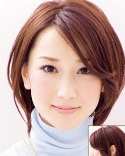 5款知性清丽的OL发型