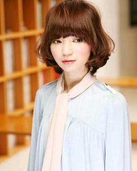 刘海发型设计 减龄轻松搞定