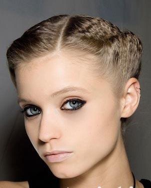 【图】华丽与嬉皮 3d娃娃演绎最潮发型_女生非主流_发图片