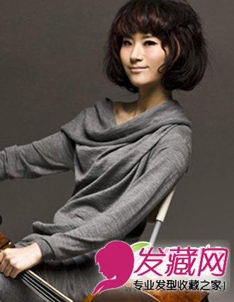 包子脸的赵丽颖 马尾辫更是可爱 →凯特王妃长发剪短获赞 最新的图片