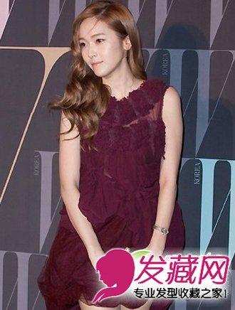 蔡依林丸子头盘发发型 更显甜美可爱气质(2)