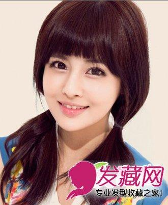 【图】2015可爱吸睛韩式女生发型图片分享(5)