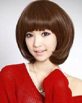 发型 波波头/长发怎么剪好看打造出蓬松的波波头发型效果