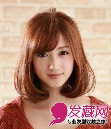 韩式短发梨花头发型头 各种问题脸型都搞定 4
