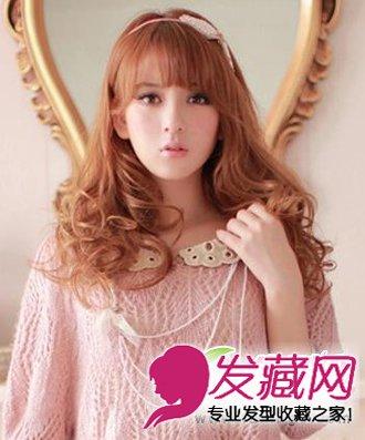 16款长卷发发型分享 →短发弄什么发型好看 韩式短卷短卷发发型