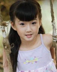 发型 刘海/夏季小女孩发型图片可爱扎发清凉随行