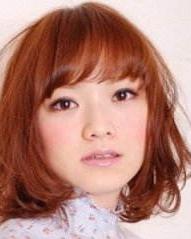 女生/四方脸的女生发型设计蓬松感卷发让你光彩四射