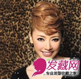 可爱刘海发型 轻松改变第一印象