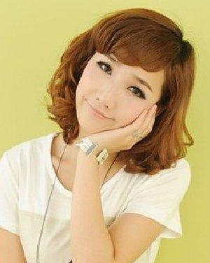 【女生短发】_最新女生短发发型图片大全_发型怎么扎