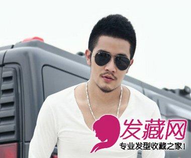 qq头像真人冷酷男生_图片素材