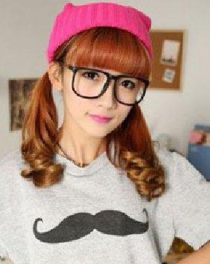 非常俏皮可爱的女生扎发发型  萌系可爱双马尾扎发分享