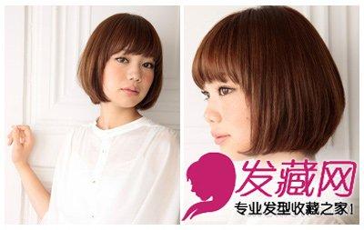 →大美女林志玲波波头发型