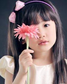 六一儿童节必备 各种好看的小女孩扎发发型图片