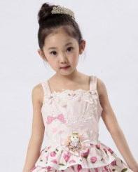六一儿童节 8款适合小女孩的甜美扎发推荐