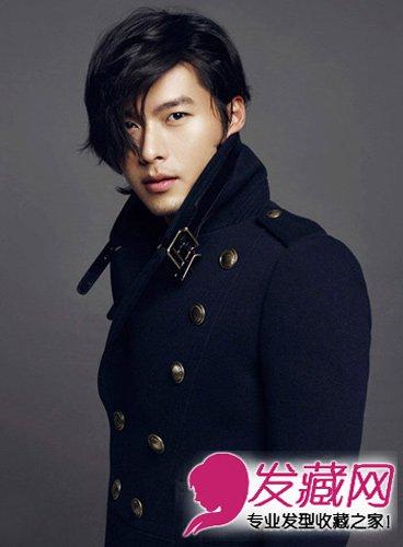 看看韩国欧巴怎么剪 锅盖头怎么剪 →韩国欧巴的复古新发型 男生