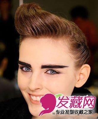 欧美短发发型大搜罗 变身个性潮女