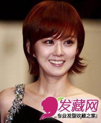 明星范短发发型 打造一款个性十足的短发发型(5)图片