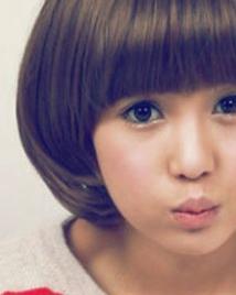 瓜子脸堪称完美脸型 各种脸型适合的刘海盘点