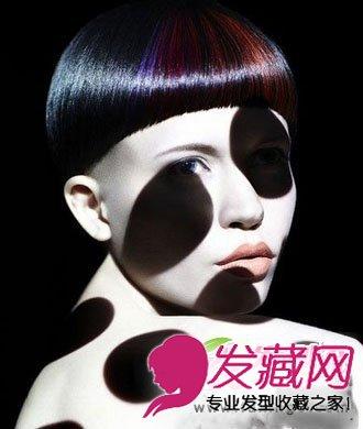 超赞沙宣发型设计 凸显发型的时尚感(4)