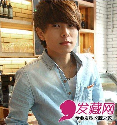 【图】帅气阳光的男生短发发型图片