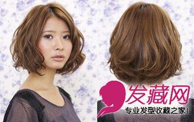 实用短发时髦扎法图解 →五分钟短发打理教程 不知道弄什么发型的时