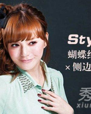 发型网 发型精选专题 > 韩式甜美卷发发型   最新甜美短发流行发型