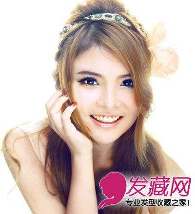 短发梨花头打造精致小脸 →女生发型设计 8款发型专为不同脸型设计