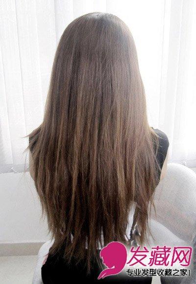 发型网 女生发型 女生长发发型 > 气质端庄大方发型 韩式花苞头盘发