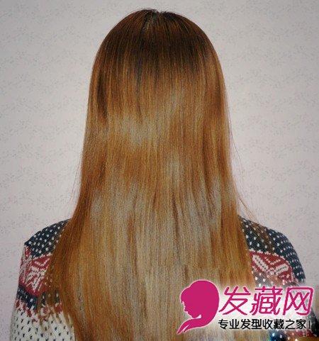 夏季长发怎么扎好看 气质蜈蚣辫编发发型(2)
