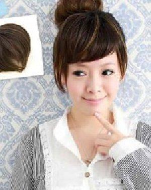 简单内卷刘海短发发型 圆脸型美眉必学日期: 13-08-02 点击: 749