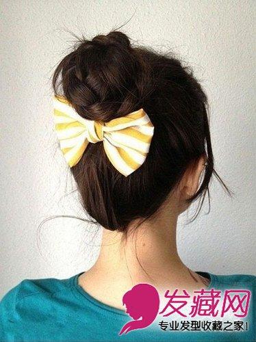 侧边花苞头盘发 →怎么扎头发简单好看 4款花苞头扎法图解 →韩式编发图片