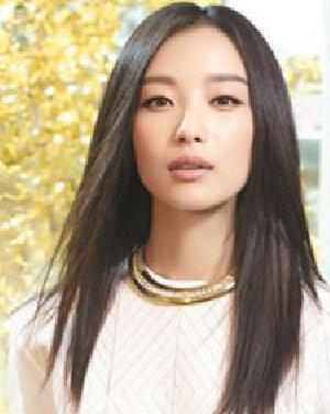 今天要为大家介绍2013最新韩式发型,中分长发修颜瘦脸,让你速变小脸图片