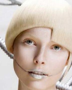 视觉艺术范沙宣发型 沙宣发型角度的分割想象