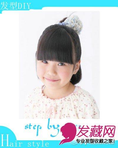 化身可爱小公主发型图片 →百变儿童发型pk 俏皮可爱变萌妹子 →简练