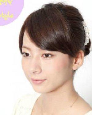 中韩女星短发发型pk 斜刘海遮盖额头日期: 13-07-04 点击: 2295 无图片