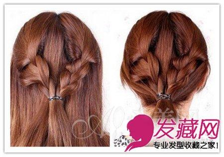 韩式蜈蚣辫编法步骤解析 →学韩国女生剪几款漂亮发型 韩国女生的发型
