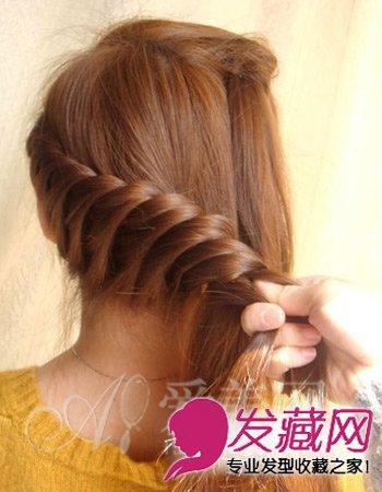 发型图解教程 →那些漂亮的编发盘发 学会一款夏天就够用了 →短发的