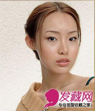 薄刘海&波波头 看起来显瘦10斤长发发型 →中分,齐刘海,大旁分 时髦