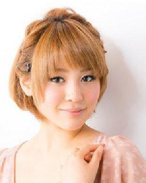 最新小女孩发型图片 打造可爱小公主日期; 头发颜色时尚大气