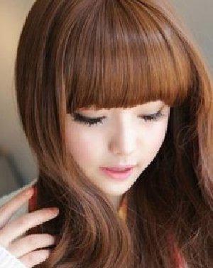【儿童发型设计图片】-发藏网;; 女生时尚发型设计 非主流假发变身