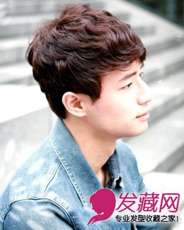 最新男士发型大全 成熟型的男生发型(2)图片