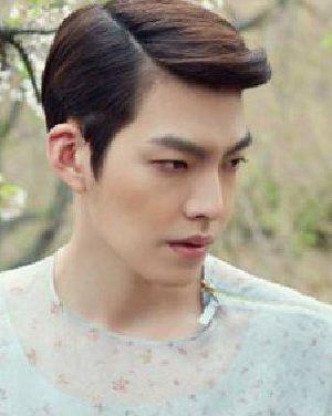 男士发型爱偏分 三七分短发打造复古美男